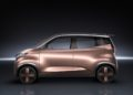 Car body types Compact Car - Nissan Imk