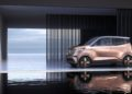 Nissan Imk Concept EV Vehicle